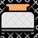 Toaster Kitchen Kitchenware Icon