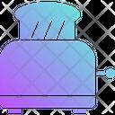 Toaster Toast Breakfast Icon
