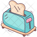 Toasting Machine Icon