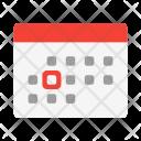 Today Calendar Schedule Icon