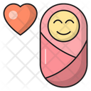Toddler Child Baby Icon