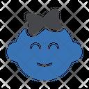 Toddler Baby Kid Icon