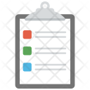 List Product Shopping Icon