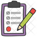 Approved Document Contract Todo List Icon