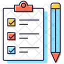 Wishlist Checklist List Icon