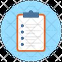 Task List Checklist List Icon