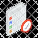 Todo List Tasklist Checklist Icon