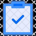 Todo List Checklist Icon