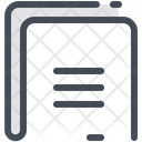 List Check Task Icon