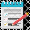 Todo List Checklist Plan List Icon