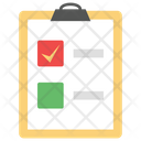 Product List Checklist Shopping List Icon