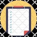 Task List Work Icon