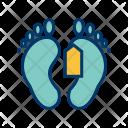 Toe Tag Icon