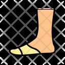 Toe Sock Icon