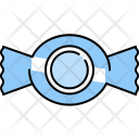 Candy Toffee Wrapper Icon