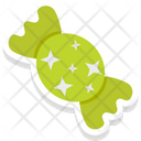 Candy Toffee Christmas Candy Icon
