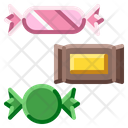 Confectionery Sweet Sweet Candy Icon