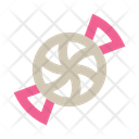 Candy Lollipop Caramel Icon