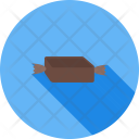 Toffee Choclolate Sweet Icon
