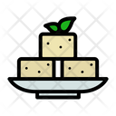 Tofu Food Soy Icon