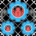 Together Organization Company Icon
