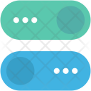 Toggle Switch Selector Icon