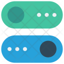 Toggle Switch On Icon