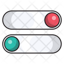 Toggle Switch Button Icon