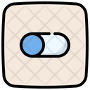 Toggle Button Toggle Activation Icon