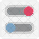Toggle Buttons Tweaks Buttons Fast Icon