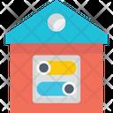 Toggle House Home Toggle Icon