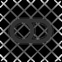 Toggle Left Icon