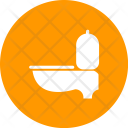 Toilet Seat Commode Icon