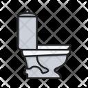 Bathroom Toilet Washroom Icon
