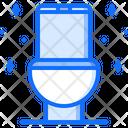 Toilet Shine Clean Icon