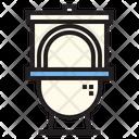 Commode Flush Wc Icon