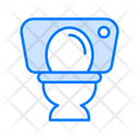 Toilet Plumber Plumbing Icon