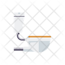 Toilet Bathroom Fixture Icon