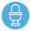 Toilet Sanitary Washroom Icon