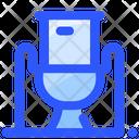Toilet Grab Disability Icon