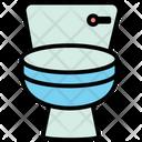 Toilet Bathroom Paper Icon