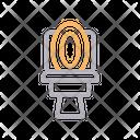 Toilet Commode Washroom Icon