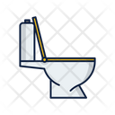 The Toilet Bathroom Wc Icon
