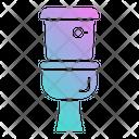 Toilet Restroom Bathroom Icon