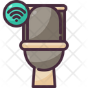 Internet Internet Of Things Flush Icon