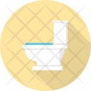 Toilet Property Interior Icon