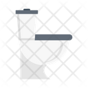 Commode Toilet Bath Icon