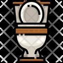 Toilet Commode Bathroom Icon