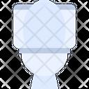 Toilet Commode Restroom Icon
