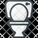 Toilet Bathroom Restroom Icon